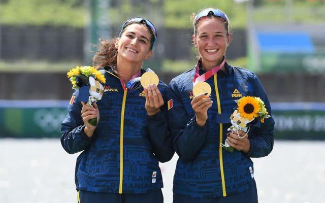România se întoarce de la Jocurile Olimpice cu o medalie de aur și trei de argint