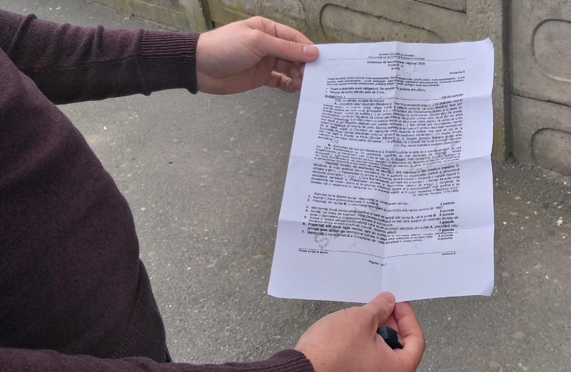 BAC 2021, sesiunea de toamnă. Peste 170 de contestații depuse în județul Sibiu