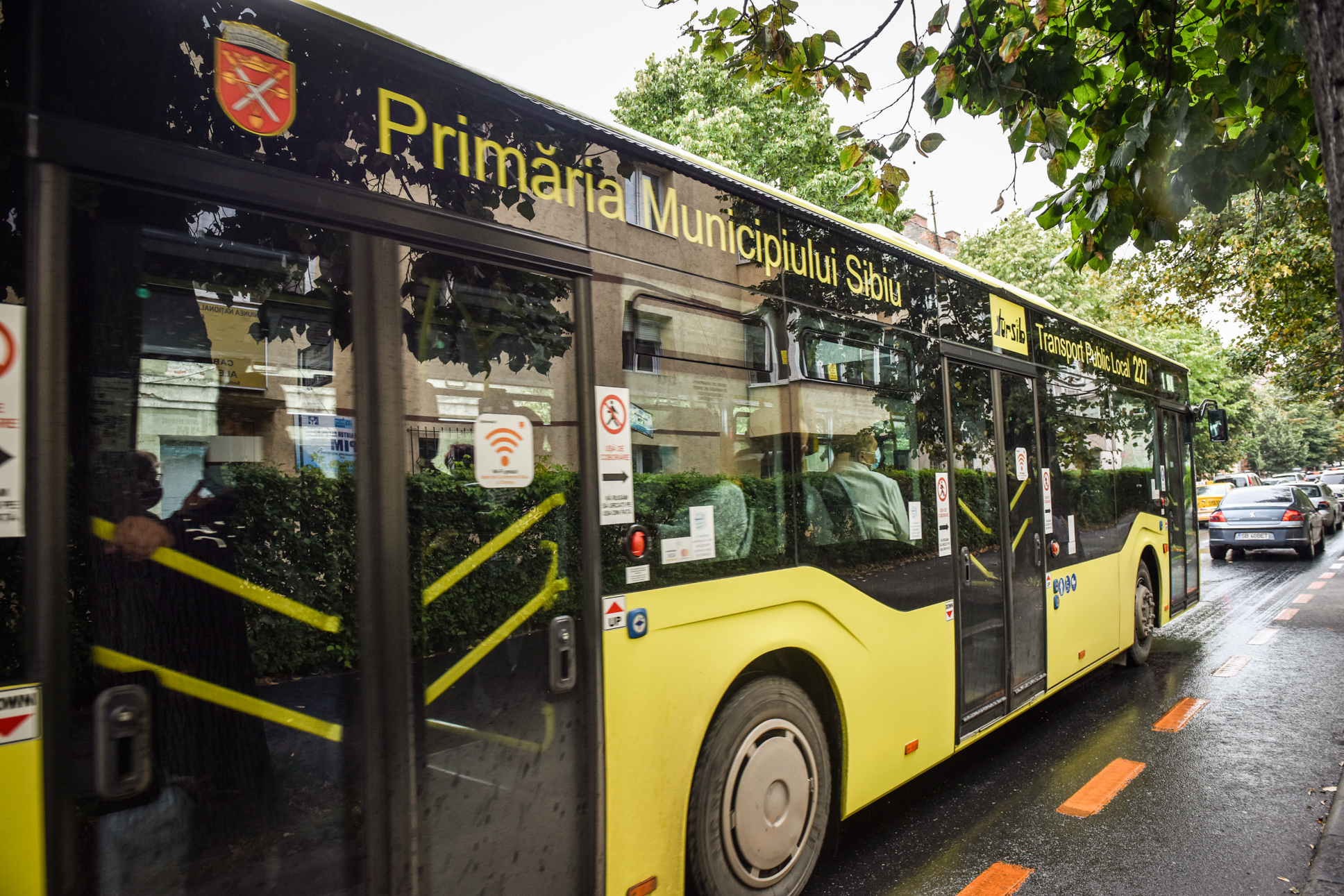 92% dintre părinți și elevi vor autobuze școlare la Sibiu. Șapte încep să circule din prima zi de școală