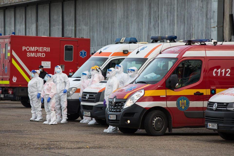 O femeie de 47 de ani și un bărbat de 77, nevaccinați, ultimele cazuri de deces în urma Covid. 15 sibieni internați la ATI