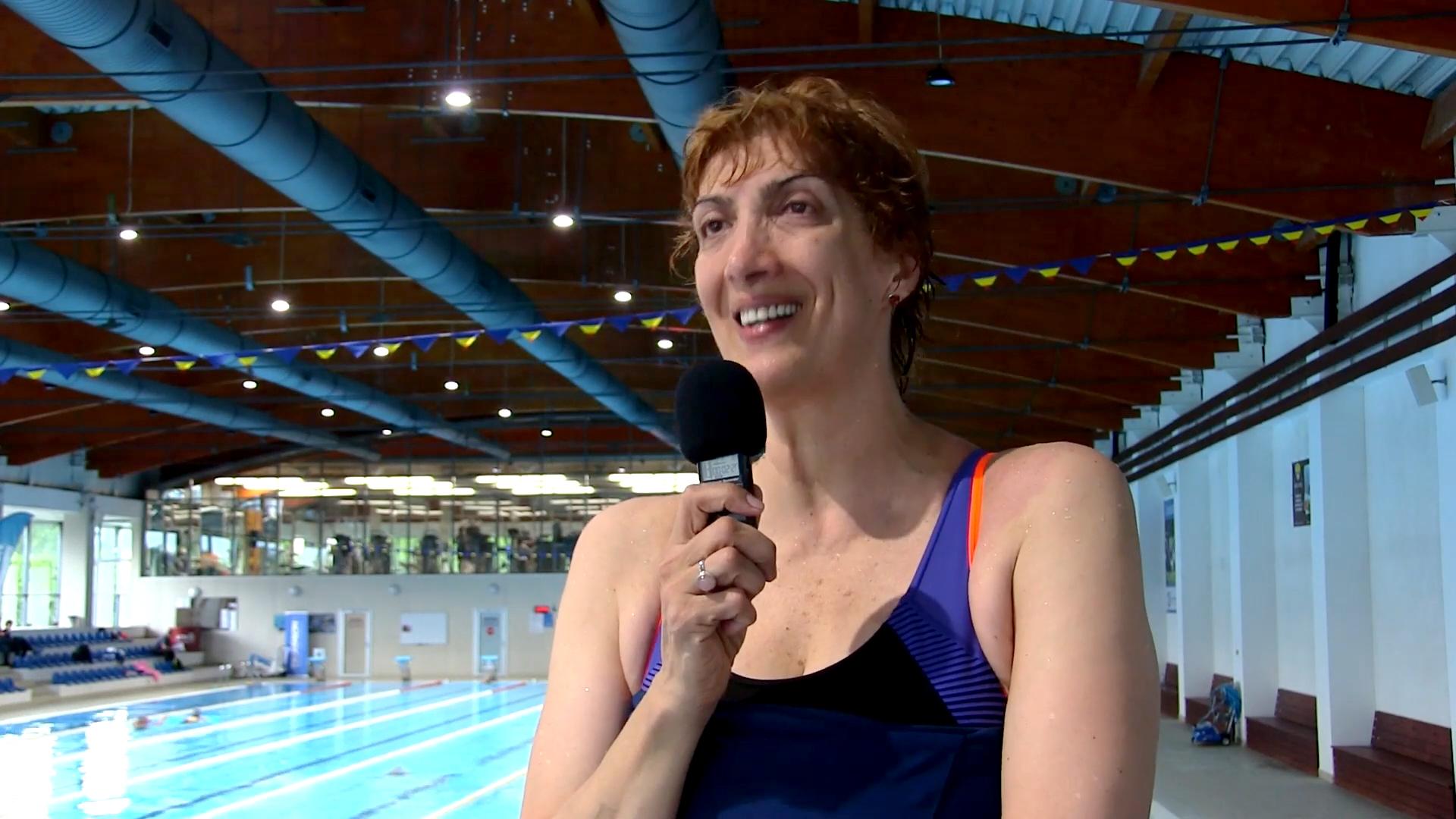 Sibianca Carmen Bunaciu, prima medalie din istoria înotului românesc la un Campionat Mondial
