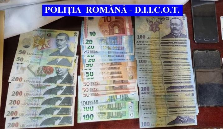 VIDEO Percheziții în Sibiu, alte cinci județe și în capitală. Prejudicii de 2 milioane de euro