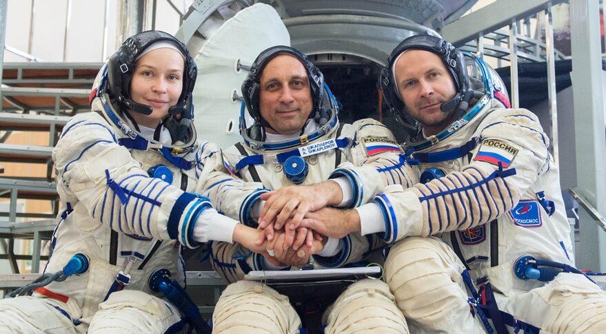 'E prea târziu ca să-mi mai fie frică', spune actriţa rusă care va pleca spre ISS, unde va filma prima peliculă de ficţiune pe orbită