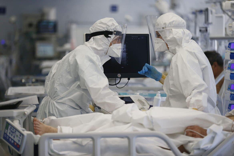 Bilanț COVID-19 în România, joi: 4.441 cazuri noi și 71 pacienți decedați