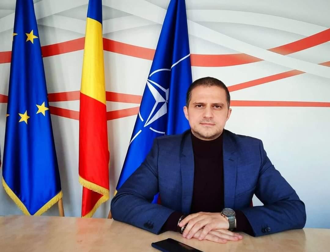 """Bogdan Trif, PSD Sibiu: """"Tribul USR-PNL dă foc țării"""""""