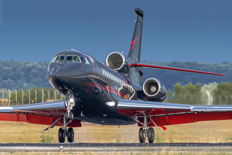 BoardingPass: Președintele Iohannis a zburat în SUA direct de la Sibiu, cu un avion privat