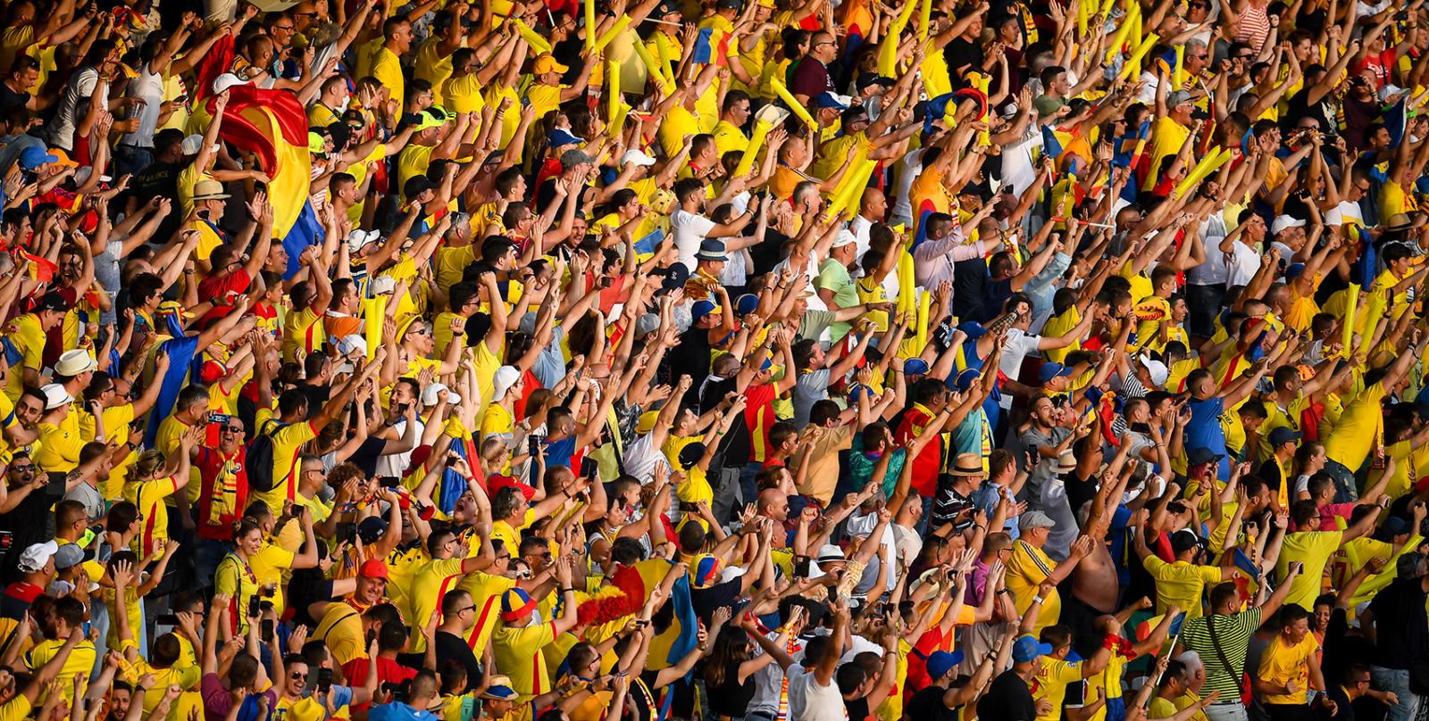 Președintele FRF, Răzvan Burleanu, vrea să aducă echipa națională la Sibiu