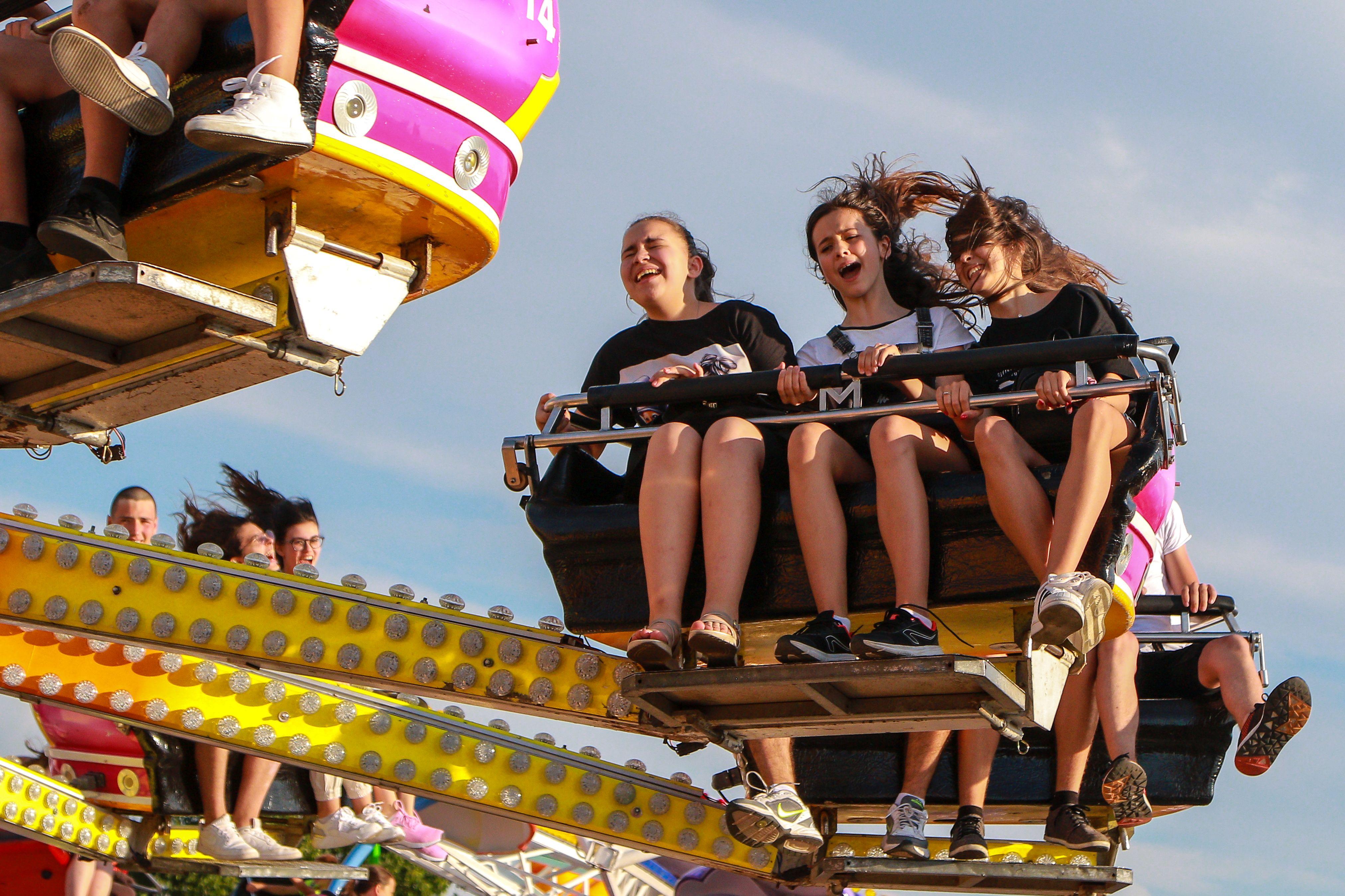 OBOR FEST 2021 – Cel mai mare parc de distracție din Transilvania
