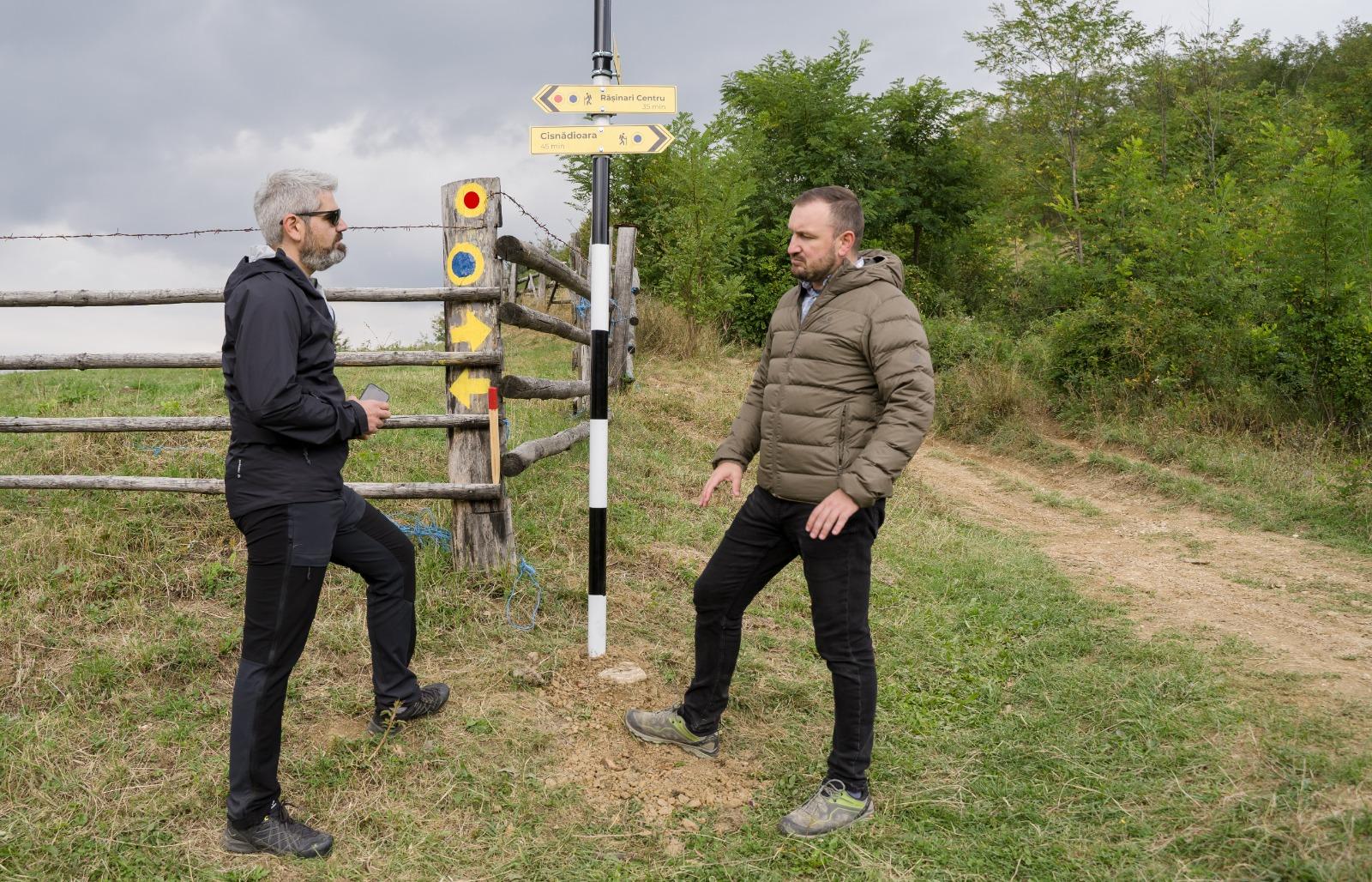 Județul Sibiu, pregătit pentru a fi gazda celui mai mare eveniment european dedicat drumeției: EURORANDO