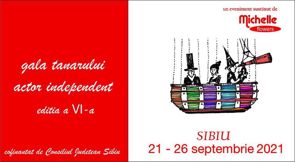 Maraton de spectacole la casa de cultură Cisnădie. Săptămâna aceasta are loc Gala Tânărului Actor Independent