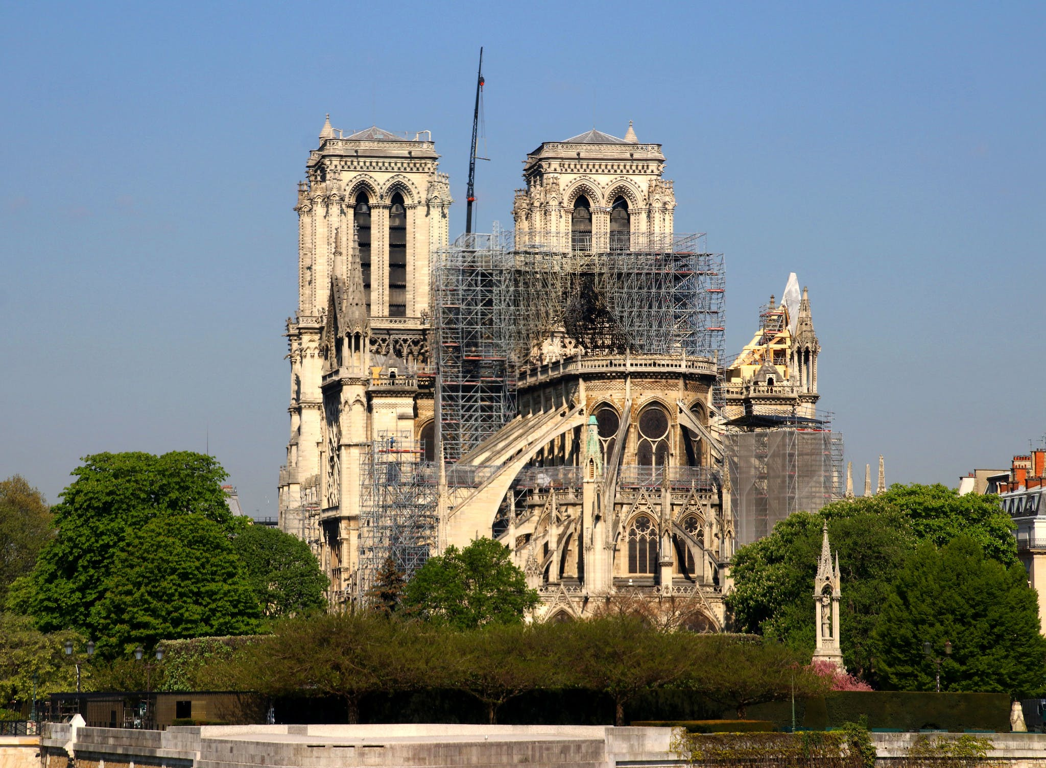 840 de milioane de euro colectaţi din donaţii pentru restaurarea Catedralei Notre-Dame din Paris