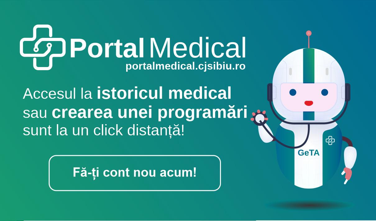 PORTAL MEDICAL – platforma de sănătate inițiată de Consiliul Județean Sibiu ajunge și la medieșeni