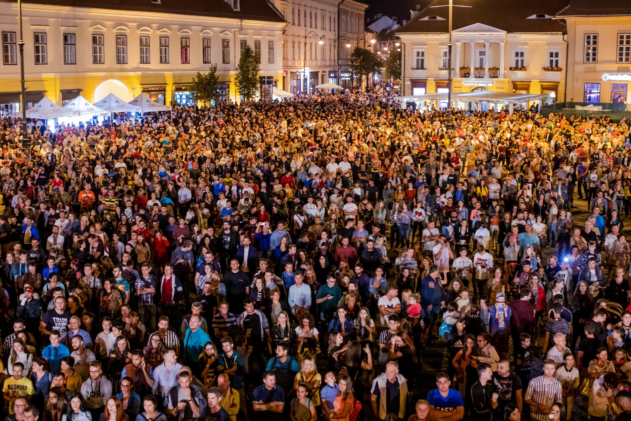 Sibiul a ajuns pe locul doi la incidență. 52 de noi cazuri de Covid, doi morți, tot mai mulți sibieni în spital