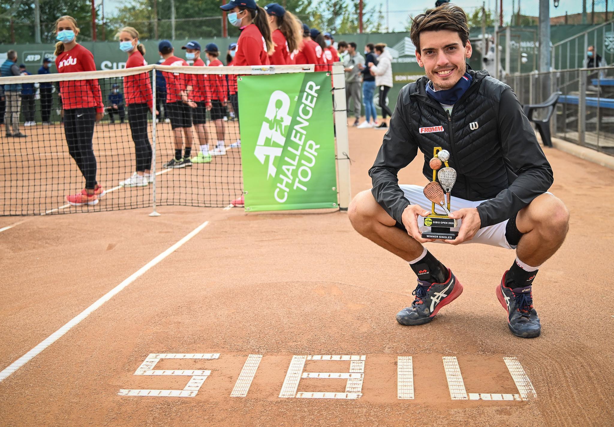 O nouă ediție a turneului de tenis Sibiu Open începe astăzi