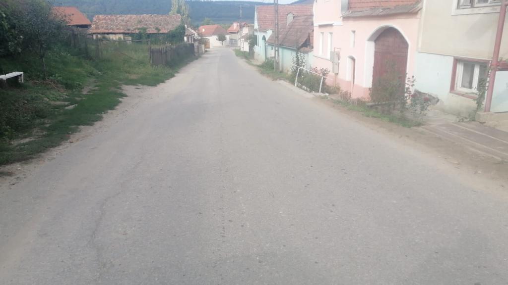 Drumul județean Ocna Sibiului – Țapu intră în modernizare. Consiliul Județean Sibiu a semnat contractul de lucrări