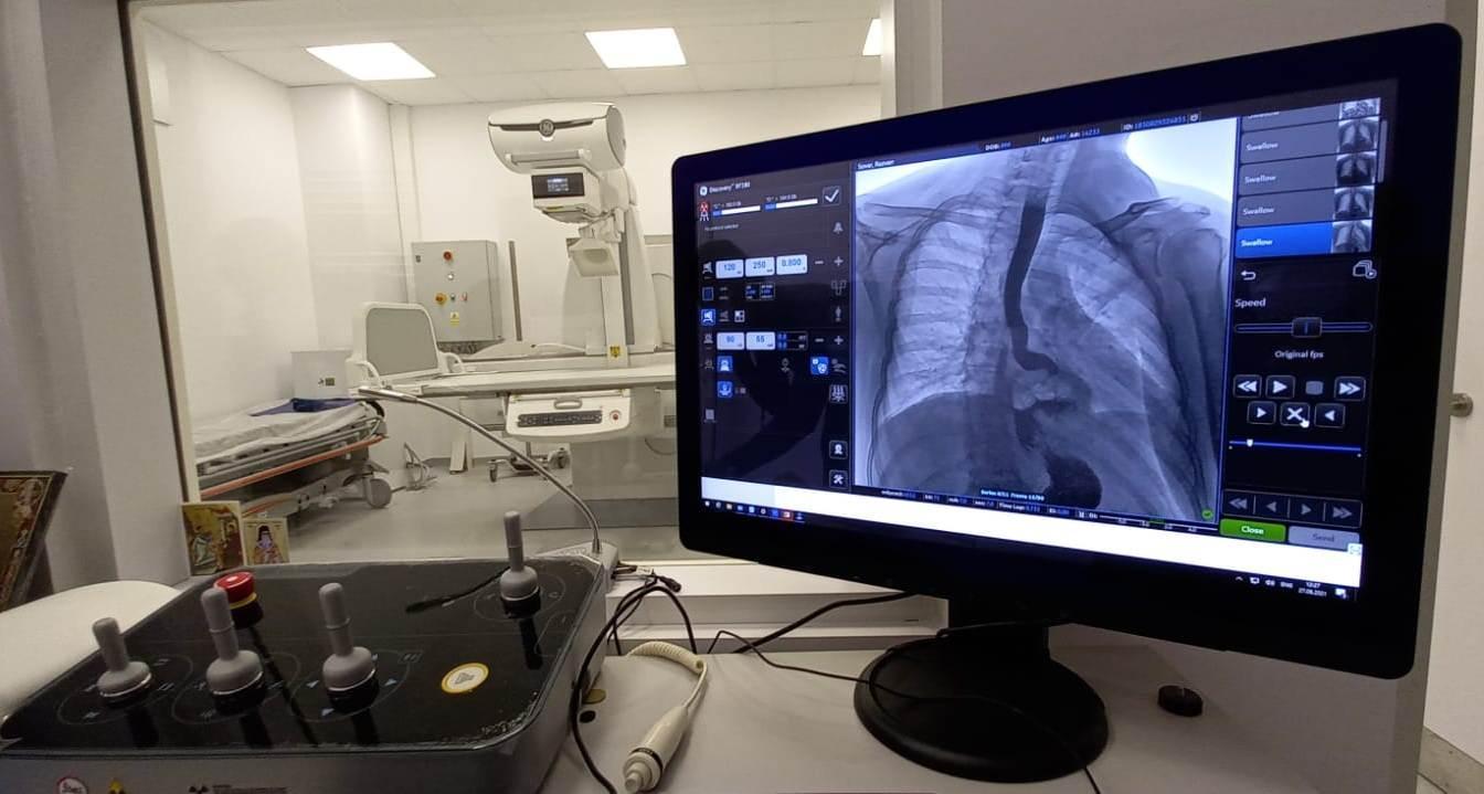 Radiologie și radioscopie digitală la Spitalul Județean prin dotarea cu un aparat de ultimă generație