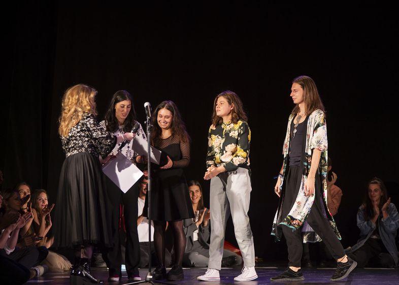 Trei premii obținute de studenții sibieni la Gala Tânărului Actor HOP 2021